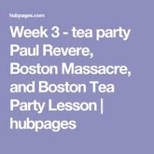 Boston Tea Party   Readers  Theater
