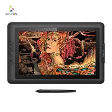 <b>XP Pen</b> Artist15.6 <b>Графический планшет</b> монитор для рисования ...