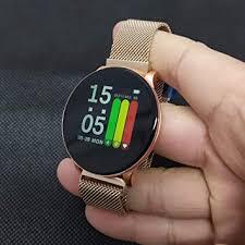 Aoile <b>W8 Smart Watch</b> Ladies Weather Forecast Fitness <b>Sports</b> ...