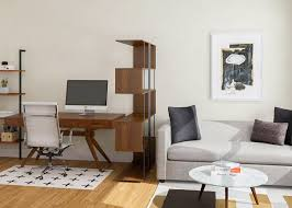 simple office meets guest room