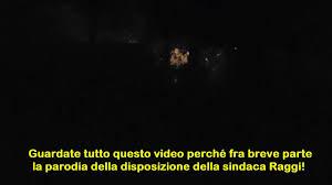 Botti di capodanno 2021 a Roma - Parodia dell'ordinanza della sindaca Raggi  - Fraccon 1320 - YouTube