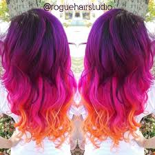 Small Picture Hair Color Ideas Pink And Purple Hair Color Ideas Coloring Ideas