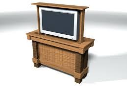 3 Outdoor Tv Cabinet Stands Weatherproof With Lift Building Waterproof