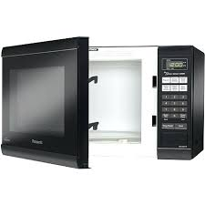ft microwave oven in black panasonic countertop inverter convection