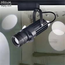 industrial track lighting industrial track lighting zoom. Theater Stage Zoom Spotlights Led Projection In Out Adjustable Focus Track Lights Industrial Logo Lighting I