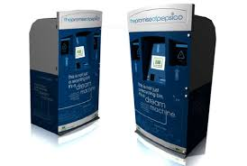 Reverse Vending Machine Recycling Extraordinary New Reverse Vending Machine Pays You To Recycle Inhabitat Green