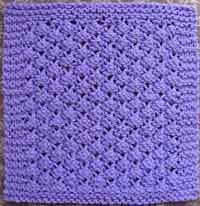Free Knitted Dishcloth Patterns