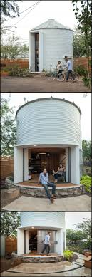 Silo Cost Estimate Home Decor Grain Bin House Kit Homes Cabin