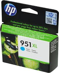 Купить <b>Картридж HP 951XL</b>, голубой в интернет-магазине ...