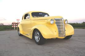1938 Chevy Coupe Sold on StreetRodding - by StreetRodding.com