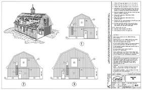 Small Picture 153 Pole Barn Plans and Designs That You Can Actually Build