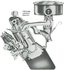 a durability legend performance upgrades mopar slant six engines cutaway diagram