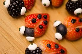 Valentine Fruit Valentines Day Fruit Lovebugs