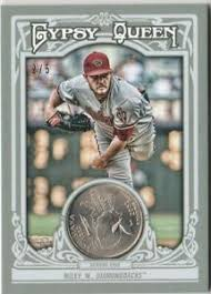 2013 TOPPS GYPSY QUEEN HOMETOWN CURRENCY COINS #159 WADE MILEY /5 | eBay
