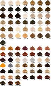 Wella Demi Permanent Hair Colour Chart 28 Albums Of Wella Light Brown Hair Color Chart Explore