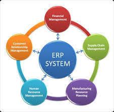 Erp Chart Enterprise Resource Planning Erp Service Pspm