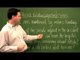Relative clauses are sometimes shortened. Advanced English Grammar For Esl Reduced Relative Clauses Youtube