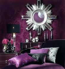 Purple And Gray Bedroom Decorating Ideas Plum Bedroom Decor Chic Dark Purple  Bedrooms Decor Ideas Purple .