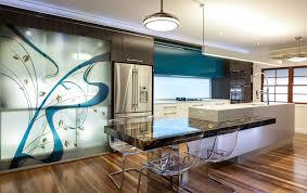 architecture and interior design. Architecture, Architectural Interiors Kitchen Island Black Granite Countertop Chery Wooden Laminate Flooring Pendant Lamp Refrigerator Architecture And Interior Design T