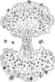 Small Picture 6 Images of Tree Of Life Coloring Pages Tree of Life Printable