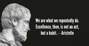 Aristotle Excellence Quote Stunning 48 Aristotle Quotes On Love Life And Education