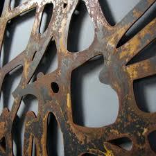 steel wall art rusted steel wall art contemporary steel wall art