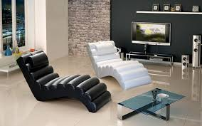 Furniture:Calming Home Interior Design With Relaxing Double Tv Lounge Chair  And Cream Floor Also