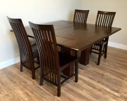rustic dining room chairs. Square Dining Table - Room And Chairs Set Large Table, Solid Rustic
