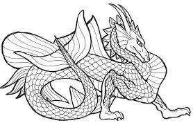 Coloring Pages Dragon Coloring Pages Printable Printable Dragon