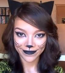 kitty cat make up kitty cat makeup tutorial