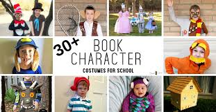 Easy DIY Book Character Costumes For Kids And For Teachers. Over 30 Classic  And Unique