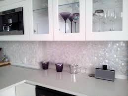 Mosaic Tile Kitchen Backsplash Kitchen Design 20 Photos White Mosaic Tile Kitchen Backsplash