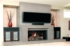 gas fireplace mantels with tv above fireplace mantels with above decorating mantel gas