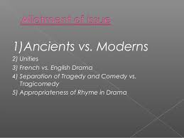 dryden dramatic poesy ancient vs modern 3