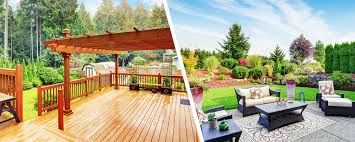 deck vs patio which one is right for