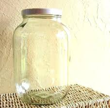 Large Decorative Glass Jars With Lids Large Glass Jars Scarletsrevenge 57