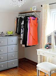 Small Dressing Room Decor Pinterest Intended For Bedroom Without Dresser  Decorations 18