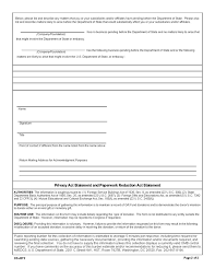 fam solicitation and or acceptance of gifts by the  title form ds 4272 page 2 description form ds 4272 page