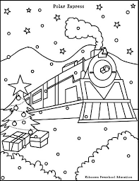 Small Picture Polar Express Train Coloring Pages Enjoy Coloring Coloring