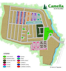 camella alta silang site development plan