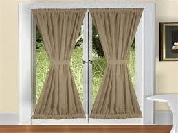 door curtain panel small