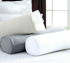bed bolster pillow. Contemporary Bolster Related Post Inside Bed Bolster Pillow L