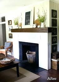 craftsman style fireplace mantels ideas mantel shelves