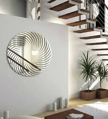 planet decor modern design silver acrylic wall art