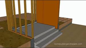 Concrete Wood Floors Concrete Porch And Wood Siding Installation Tips Over Wood Floor
