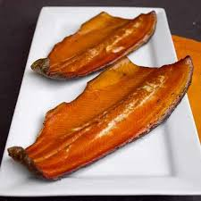wood smoked rainbow trout that has been marinated in a sweet wet brine simple instructions
