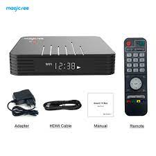 New Arrival Magicsee N5 Max Full Hd Kd 18.0 Amlogic S905x3 Android Tv Box  8k Resolution 5g Wifi Androis 9.0 Ott Tv Box - Buy Magicsee N5 Max,Amlogic  S905x3 Android Tv Box,Androis