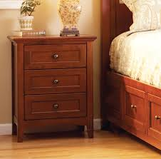 4 drawer night stand. Contemporary Stand Alder Wood McKenzie 3 Drawer Wide Nightstand In Antique Cherry Finish   4 Options On Night Stand