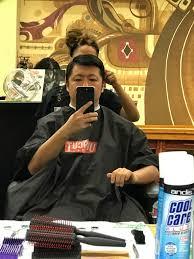 Laで散髪僕に似合う髪型をオーダーしたらこうなりました リーマン