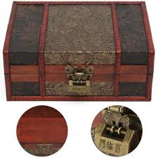 Decorative Wood Boxes With Lids Decorative Wooden Boxes eBay 46